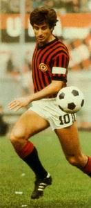Gianni Rivera, Beste Voetballer van Italie aller tijden!