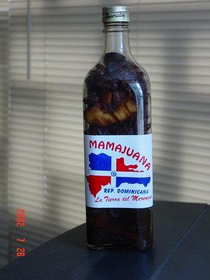 Mamajuana, in ieder geval het lekkerste medicijn