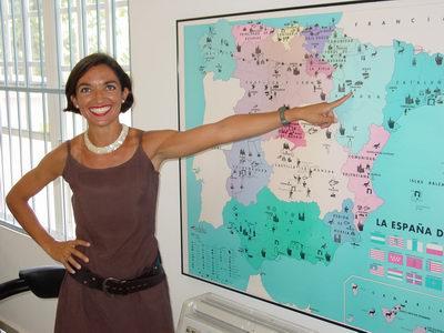 Paloma, La Profesora de Unamuno
