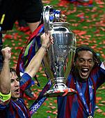 Barcelona verslaat Arsenal met 2-1 in Champions League Finale 2006 te Parijs