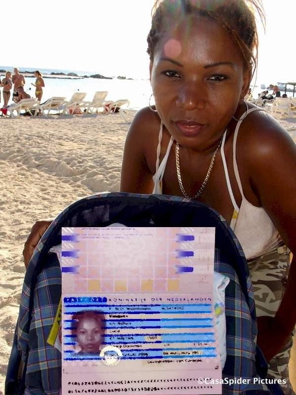 paspoort nederlandse antillen