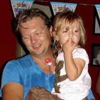 Roland en Kyra, twee bijna jarigen. Klik voor groter/sluiten.