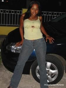Desde Santo Domingo, Republica Dominicana: Sugey op Curacao! Klik voor groter/sluiten.