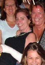 16.03.2007: Marleen viert haar X-te verjaardag op Wet & Wild Curacao. Klik voor groter.