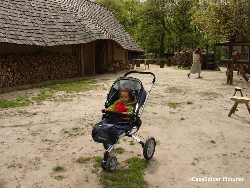 18.04.2007: Bezoek aan het Historisch Openluchtmuseum Eindhoven. Klik voor groter.