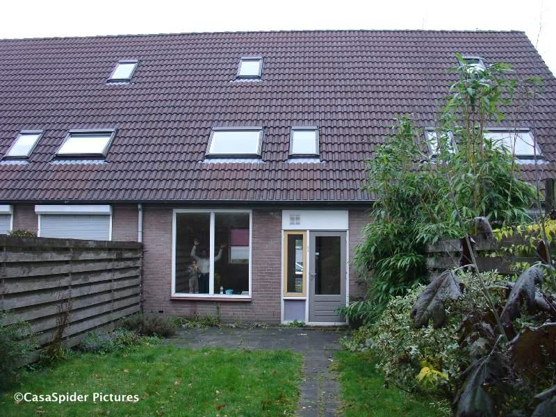 29.10.2007: Sleuteloverdracht voor ons nieuwe huis in Rijen. Klik voor groter.