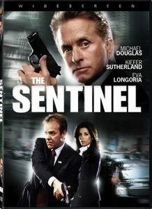 10.06.2007: De Spiders kijken naar The Sentinel (2006)