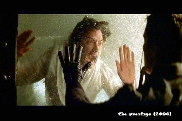 04.07.2007: De Spiders kijken The Prestige en geven hem een 8. Klik voor groter.
