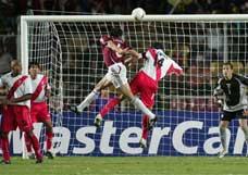 30.06.2007: Na 40 jaar boekt La Vinotinto (Venezuela) haar tweede overwinning in de Copa America. Tegen Peru werd het 2-0.