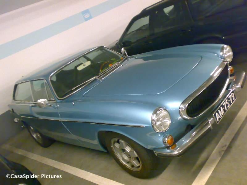 17.04.2009: CasaLog Quiz April 2009: Wat is die auto? Klik voor groter.