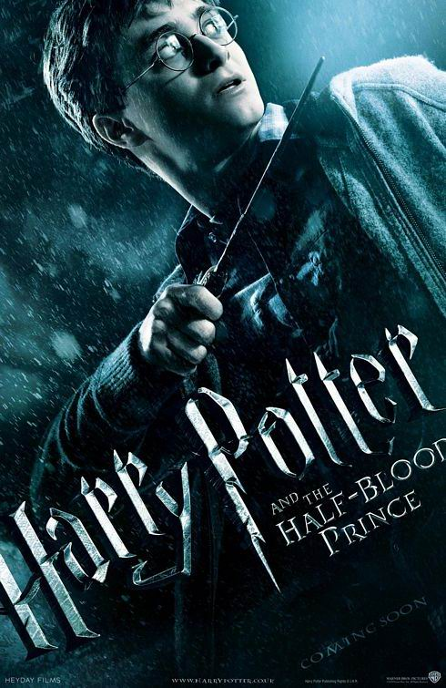 18.07.2009: Harry Potter and the Half-Blood Prince zien wij in MustSee Breda, twee dagen na de premiere. Klik voor groter.