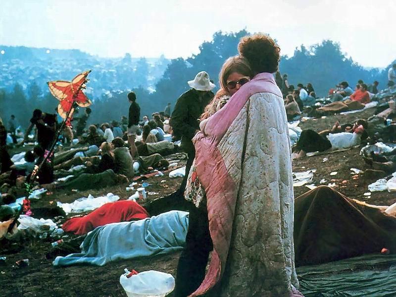 14.08.2009: Morgen is het veertig jaar geleden dat te Bethel (NY) het grootste festival allertijden plaatsvond: Woodstock 1969