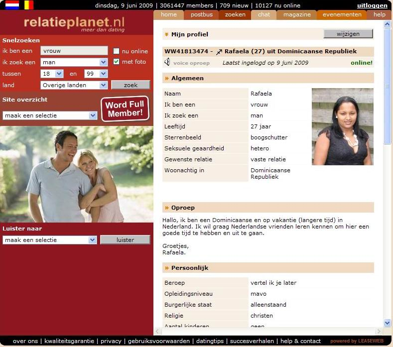 Free dating sites with no credit card
