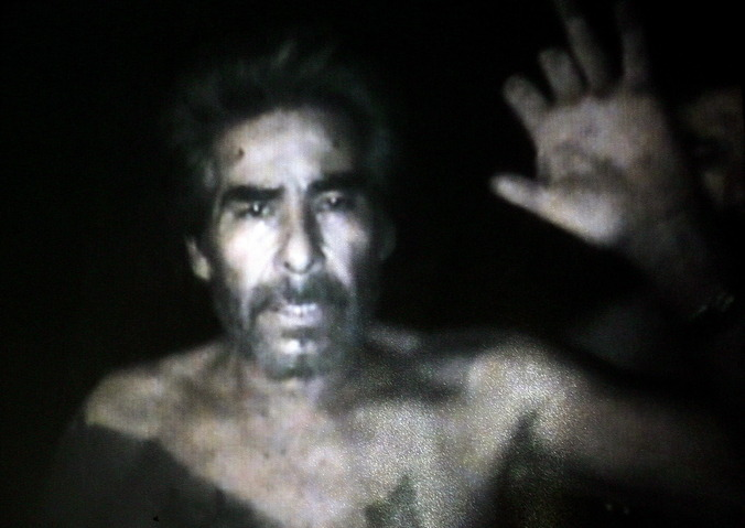 30.09.2010: Mijnwerkersdrama in Chili, sinds 5 augustus zitten 33 man vast op 700 meter diepte. Maar redding lijkt nabij. Klik voor groter.
