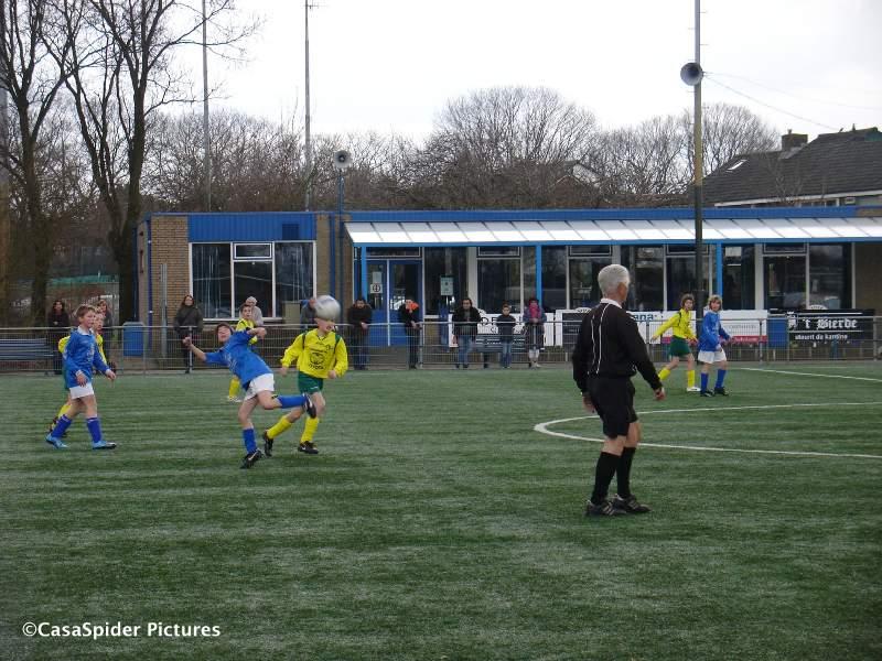 27.03.2010: Neerlandia'31 D2 behaalt zijn eerste overwinning in de derde klasse D307 ten koste van Rijen D4: 3-2. Klik voor groter.