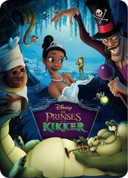 21.03.2010: De Spiders gaan naar de Mustsee bioscoop in Tilburg en bekijken De Prinses en de Kikker. Klik voor groter.