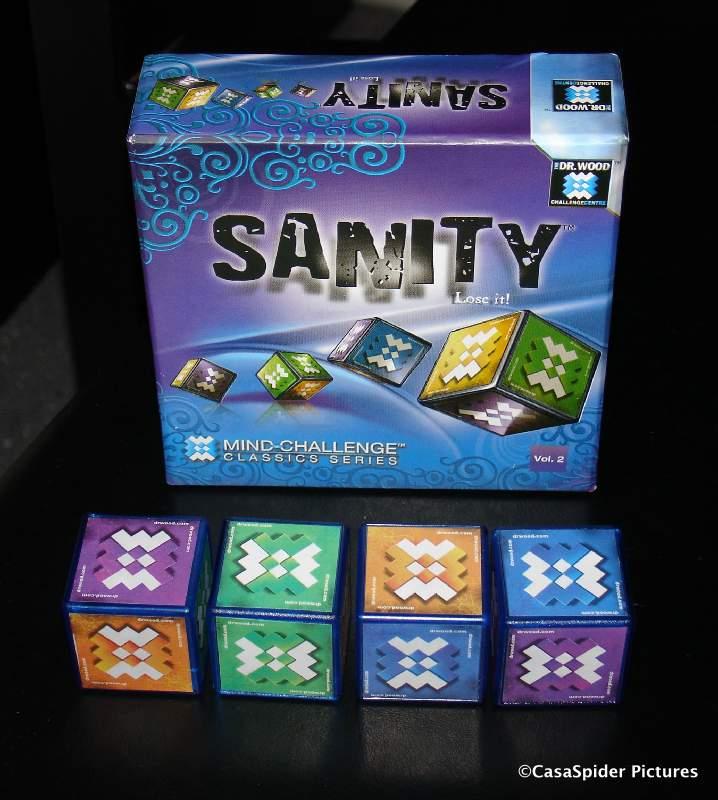 10.01.2010: Als het op de gewone manier niet lukt schrijven we er een programma voor. Sanity! Klik voor groter.