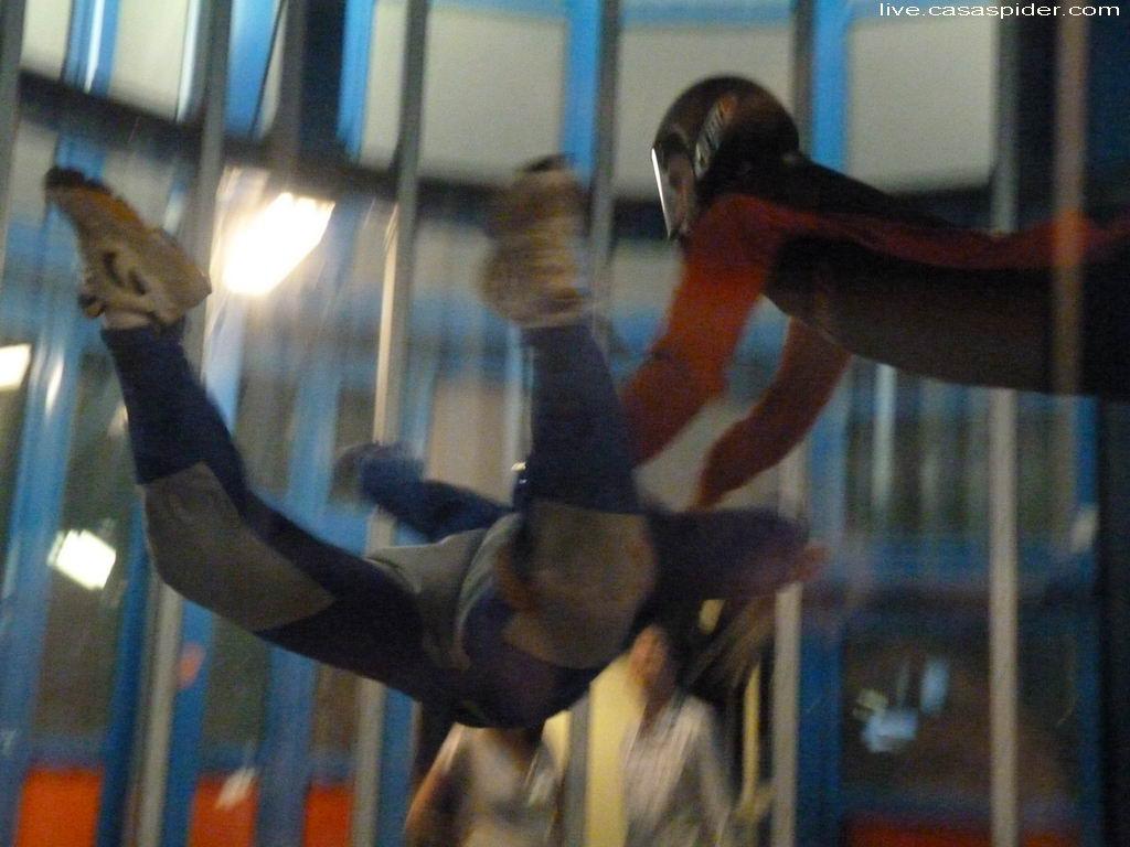 CasaLog v2 | CasaSpider, El Hombre de tu Vida...: Skydiven ...