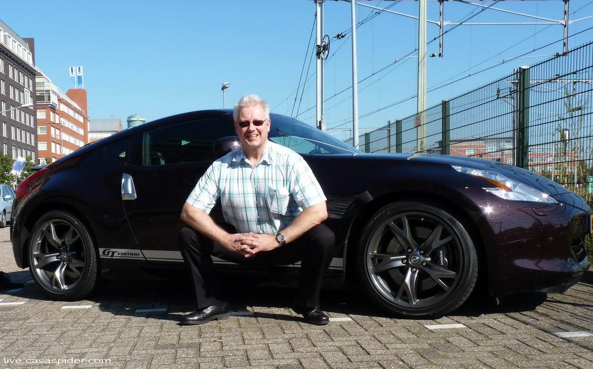30.09.2011: CasaSpider voor de Nissan 370Z GT-edition, met dank aan echtemannen.info. Klik voor groter.