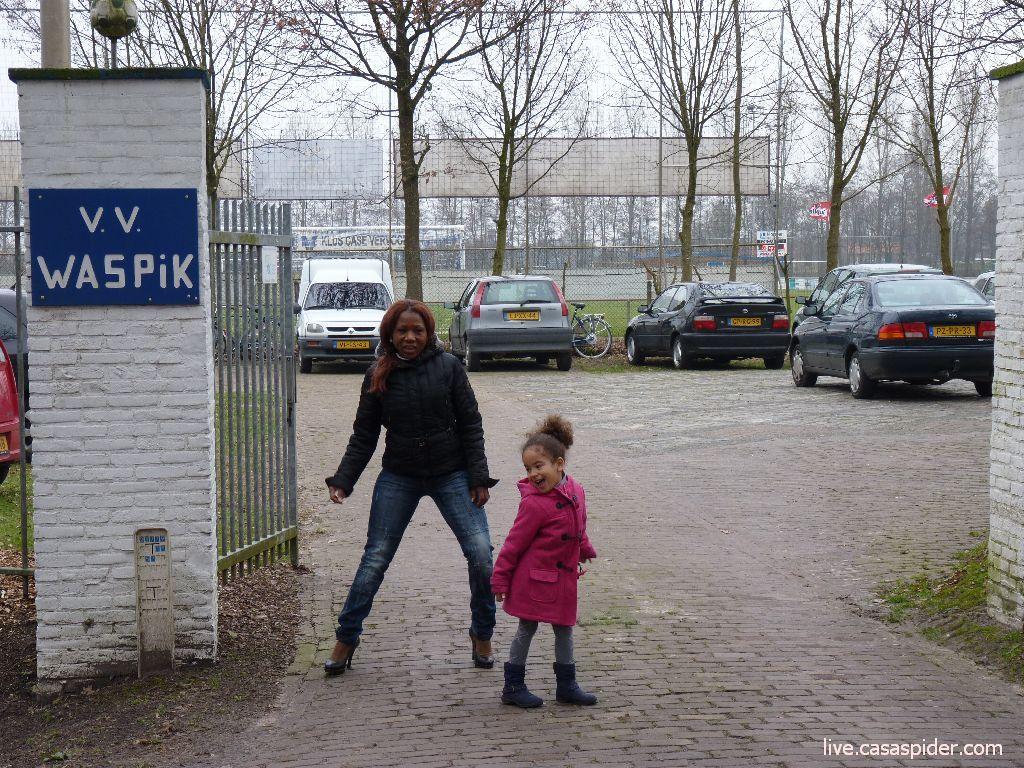 20.02.2011: Zondagmiddag gaan we naar Waspik waar de gelijknamige voetbalclub aantreedt tegen vv Rijen. Klik voor groter.