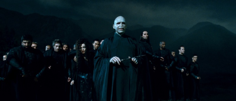 24.07.2011: We kijken naar het laatste deel van Harry Potter waarin Lord Voldemort zich een taaie rakker toont. Klik voor groter.