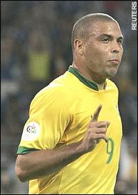 Ronaldo evenaart record Gerd Mueller met 14 doelpunten gescoord op een wereldkampioenschap